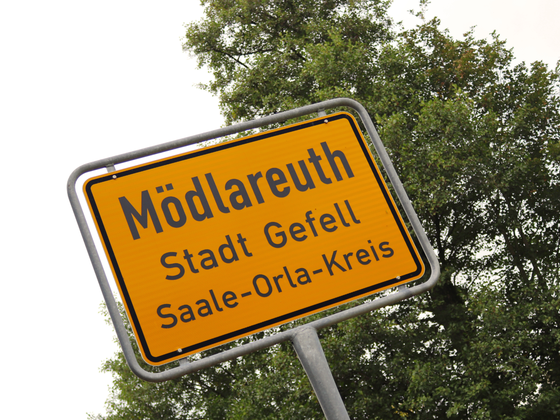 Deutschlandtag in Mödlareuth