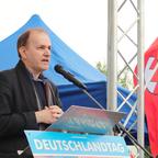 Dr. Gottfried Curio feiert den Deutschlandtag!